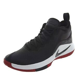 c9c7f772d43b Nike Lebron James Witness II Shoes Black White Red 942518-006  100 ...