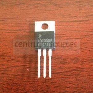 10pcs IRFZ40N IRFZ40 Power MOSFET TO-220