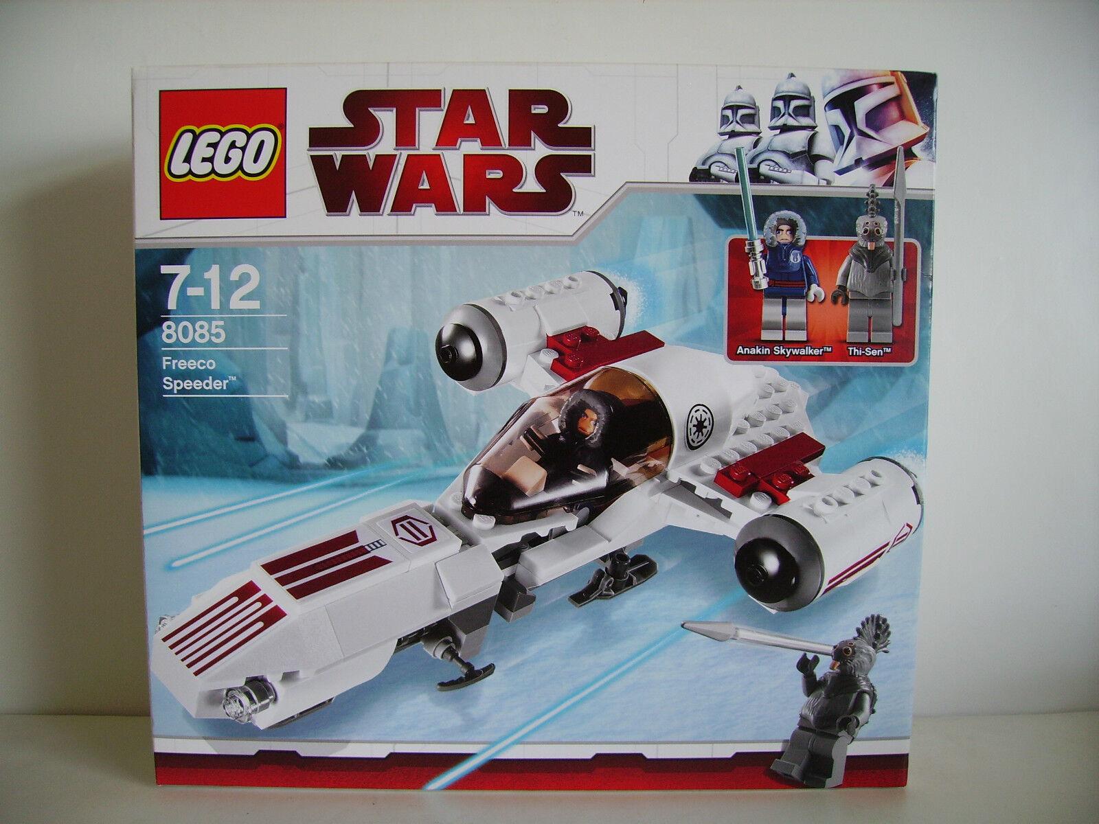 LEGO estrella  guerras 8085 gratuitoco Speeder NUOVI SIGILLATI RARO  ampia selezione