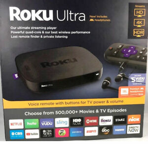 Details about ✨NEW✨ ROKU ULTRA (LATEST EDITION) HD MEDIA STREAMER 4661RW -  BLACK✨