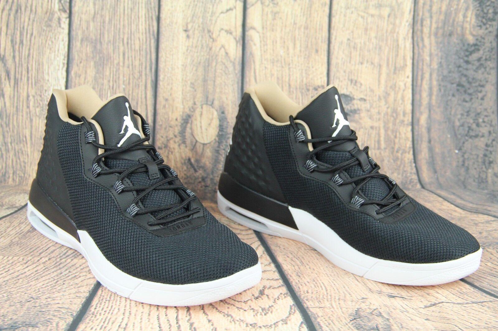 Jordan Zapatos Academy Baloncesto Zapatos Jordan Negro Air vachetta tan 844515-012 para hombre 0870a4
