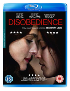 Disobedience-Bluray-UK-IMPORT-BLU-RAY-NEW