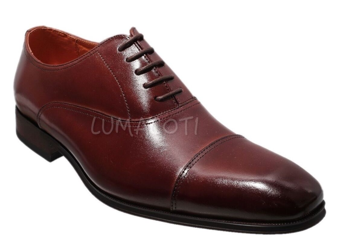 Florsheim Corbetta Comfortech Cap Ox Cognac Shoes Oxford Uomo Dress Shoes Cognac 14180 221 55e416