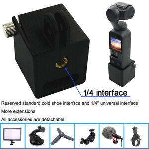 Tripod-Holder-Head-Mount-1-4-Screw-Adapter-Camera-Bracket-for-DJI-Osmo-Pocket-s6