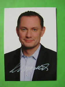 Autogrammkarte - Tino Chrupalla - AfD - original autograph