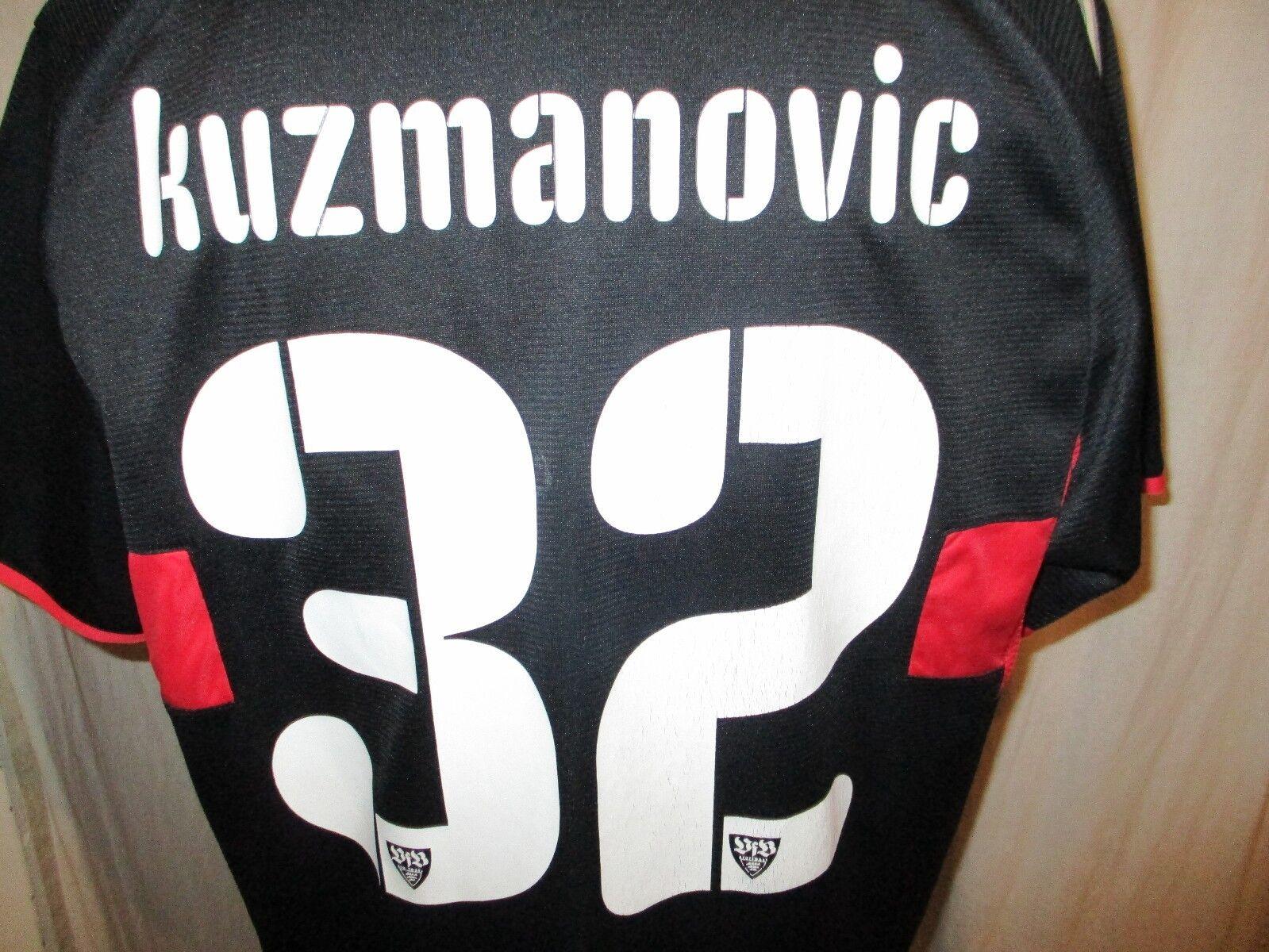 VfB Stuttgart Puma Ausweich Trikot 2009/10 2009/10 Trikot