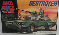 Mad Max: Mad policía Destructor Model Kit mp3-800 hecho en Japón (mlfp)
