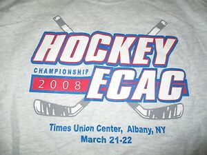2008-HOCKEY-ECAC-Championship-March-21-22-Albany-NY-LG-T-Shirt-PRINCETON