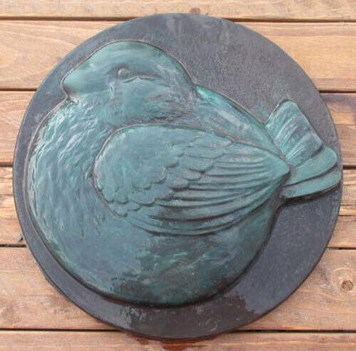 Vogel Gießform Schalungsform Beton /& Gips Gießen Garten Deko G0449