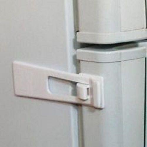 Children Multifunctional Drawer Cabinet Cupboard Fridge Door Safety Lock WST