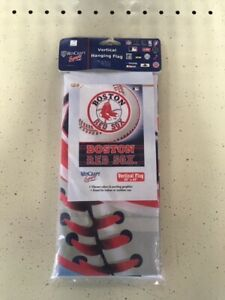 Boston Red Sox Vertical Flag
