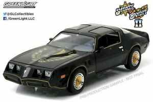 GREENLIGHT-84031-PONTIAC-1980-model-car-from-SMOKEY-AND-THE-BANDIT-II-1-24th