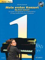 My First Concert Mein Erstes Konzert Sheet Music 57 Easy Concert Piece 049045069