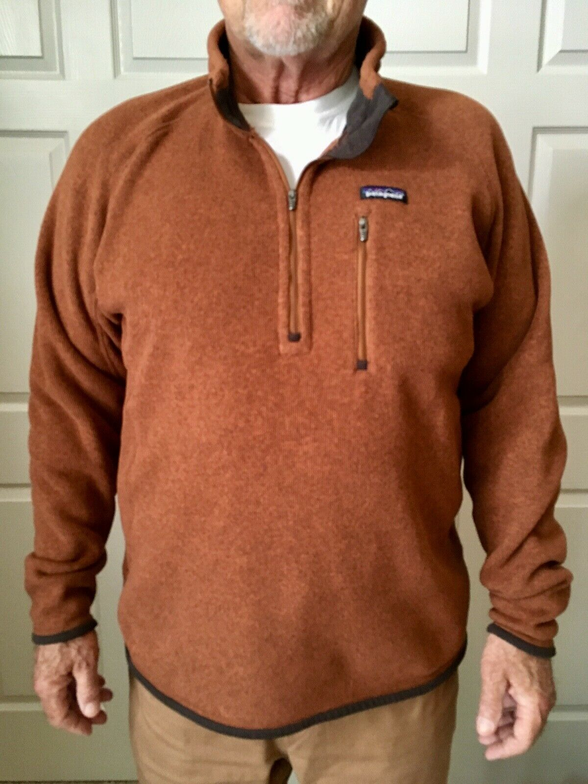 Patagonia Better Sweater Men's size 2XL