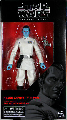 "Star Wars Black Series Grand Admiral Thrawn 6/"" Action Figure NEW"