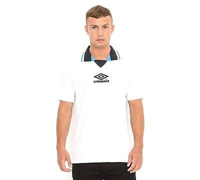 Mens Umbro Euro 96 White Home Shirt RRP £39.99