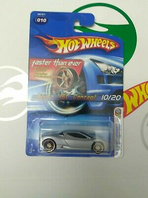 2005 HOT WHEELS FIRST EDITIONS ** ACURA HSC CONCEPT ** FASTER THAN EVER #10 1:64