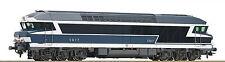 """Roco H0 72986 Série De Locomotive A Diesel CC 72017 appartenant à la SNCF """""""