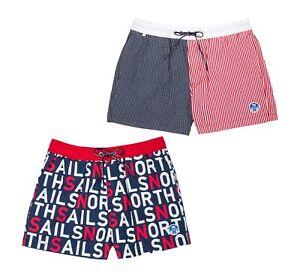 negozio online f7dec 43ce3 Dettagli su Pantaloncino da mare uomo North Sails Lowell volley costume da  bagno shorts moda