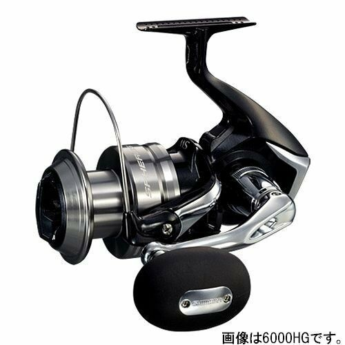 Shimano Spinning Fishing Reel 14 SPHEROS SW 6000HG from japan【Brand New in Box】