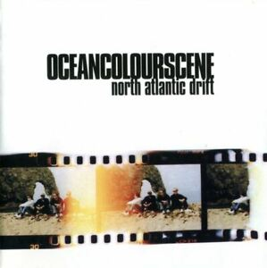 OCEAN COLOUR SCENE north atlantic drift (CD, album, limited edition) brit pop,