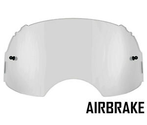 GOGGLE-SHOP-REPLACEMENT-CLEAR-LENS-to-fit-OAKLEY-AIRBRAKE-MOTOCROSS-GOGGLES