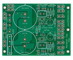 Hifisonix-RIPPLE-EATER-PSU-PCB-for-SX-amp-KX-Ampliifers-ripple-rejection-65dB