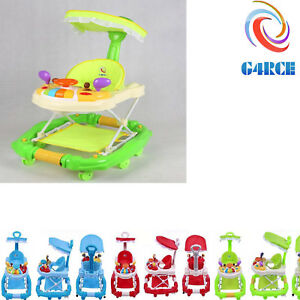 G4rce Baby Walker Activity First Steps Car Toy Theme