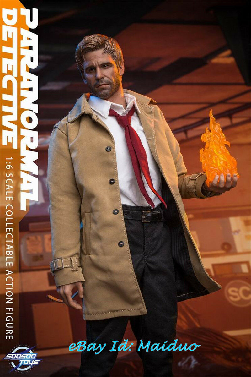 Soosootoys Soosootoys Soosootoys 1 6 SST007 Constantine Action Figure 1 6 Scale Collectibles New Gifts a7c024