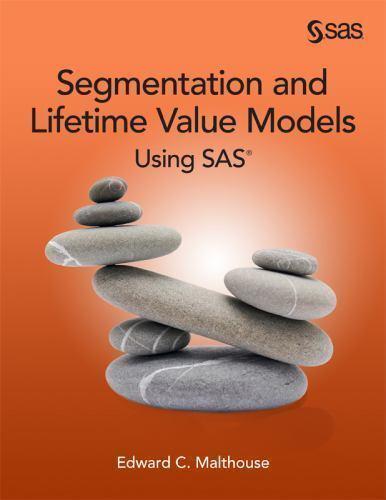 Malthouse Edward C-Segmentation & Lifetime Value BOOK NEW
