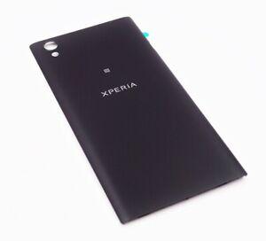 Original Sony Xperia L1 G3311 Akkudeckel Battery Cover NFC Antenne Schwarz