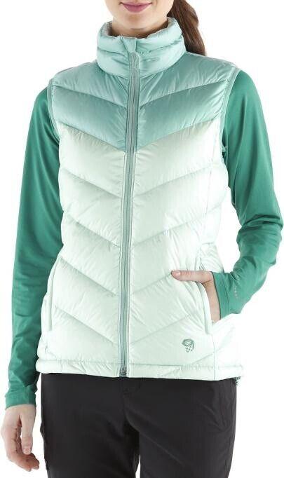 Mountain Hardwear Women's Ratio Down Vest Size L NWT