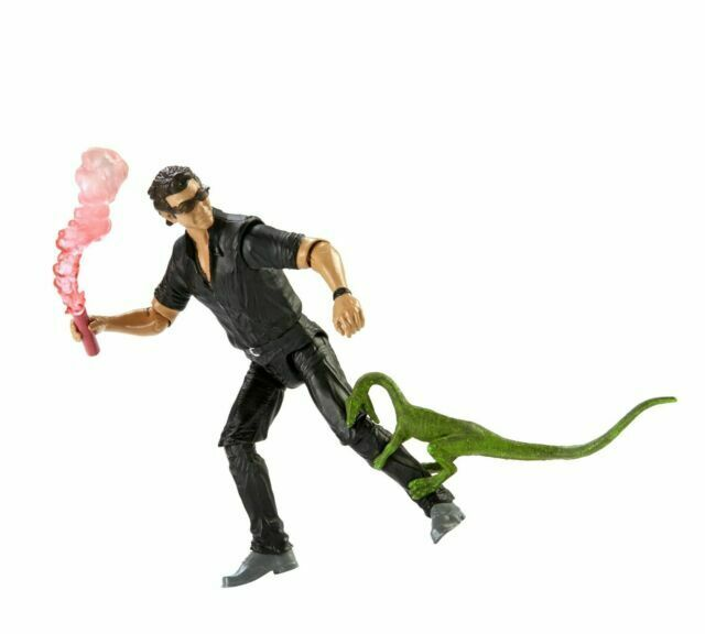 Ian Malcolm Jurassic Park NEW Jurassic World Exclusive Legacy Collection Dr