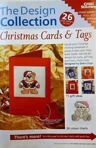 B-Christmas-cross-stitch-chart-The-design-collection-cards-amp-tags-26-designs