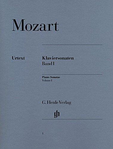 Klaviersonaten Bd. 1 - Mozart -  Urtext Henle - PORTOFREI VOM MUSIKFACHHÄNDLER