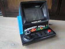 Electronic tini arcade Monkey Kong Gama tronic Commodoor table top tabletop