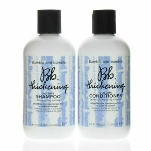 Bumble And Bumble Thickening Volume Shampoo And Conditioner 8 5oz Set 810390030187 Ebay