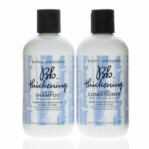 Bumble-Et-Bumble-Epaississant-Shampooing-Volume-et-Apres-shampoing-251ml-Set