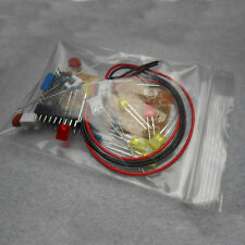 10 Audio Level Indicator LM3915 DIY Kit Electronic Audio Indicator Suite Useful