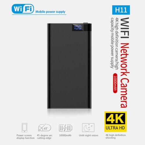 10000mAh//5000mAh Power Bank Spy Hidden Camera HD 1080P DVR Recorder Night Vision
