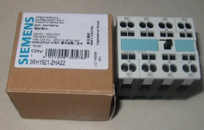 3RH1921-2HA22 3RH19 21-2HA22 New SIEMENS Auxiliary switch free shipping  TT