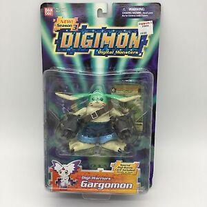 Digimon Digi-Warriors Gargomon Bandai #13407 Season 3 Battle Card 2001