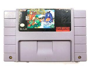Super-Mario-World-2-Yoshi-039-s-Island-SNES-Nintendo-Game-Tested-Authentic