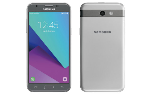 Samsung Galaxy J3 Emerge Sm J327p 16gb Silver Sprint Smartphone For Sale Online Ebay