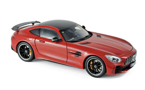 Norev Mercedes-Benz AMG GT R 2018 1 18 Red
