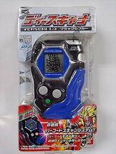 NEW 2002 Digimon Frontier D-scanner/D-tector Digivice Ver 1.0 Black&Blue JP F/S