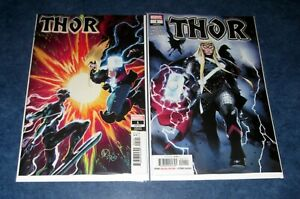 THOR-1-1-25-MATTEO-SCALERA-SILVER-SURFER-BLACK-variant-1st-print-DONNY-CATES-NM