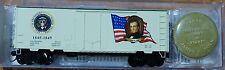 Micro-Trains Line #07400115 James K. Polk (Presidential Car) 40' Standard Boxcar