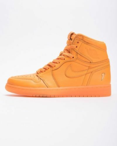 Nike Air Jordan 1 Retro High OG GATORADE 'orange Peel' - Size UK13 US14-RARE