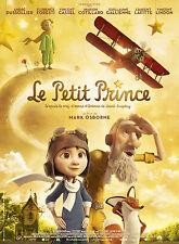LE PETIT PRINCE Affiche Cinéma / Movie Poster Mark Osborne 160x120